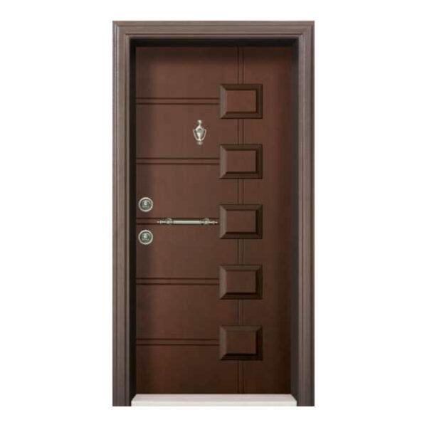 درب ضدسرقت بیسکوییتی برجسته
