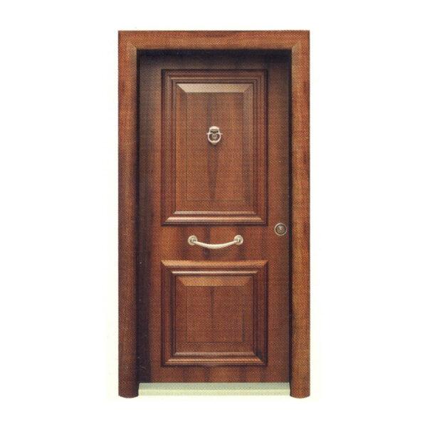 درب ضدسرقت دو قاب